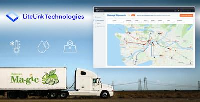 Litelink Technologies fully owns and operates the 1SHIFT Logistics Platform (CNW Group/LiteLink Technologies Inc.)