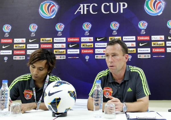 Maziya S&RC head coach Marjan Sekulovski has stated that the Maldivian side is all geared up to face Kolkata giants Mohun Bagan in the AFC Cup tie.