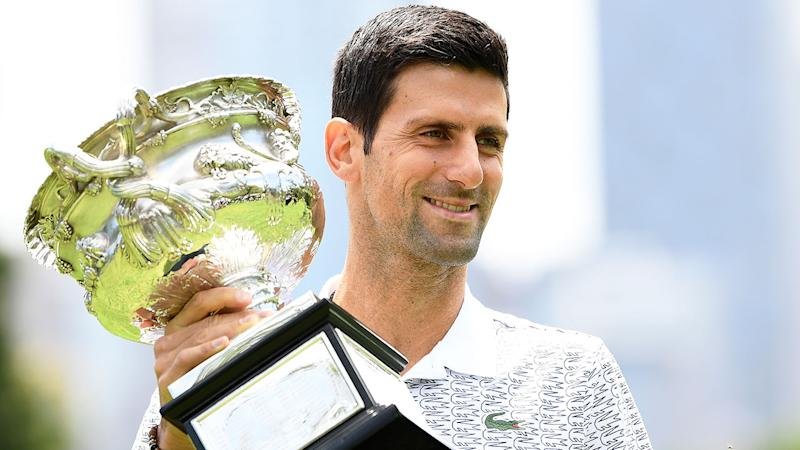 Novak Djokovic's negative US Open stance has ruffled a few feathers.