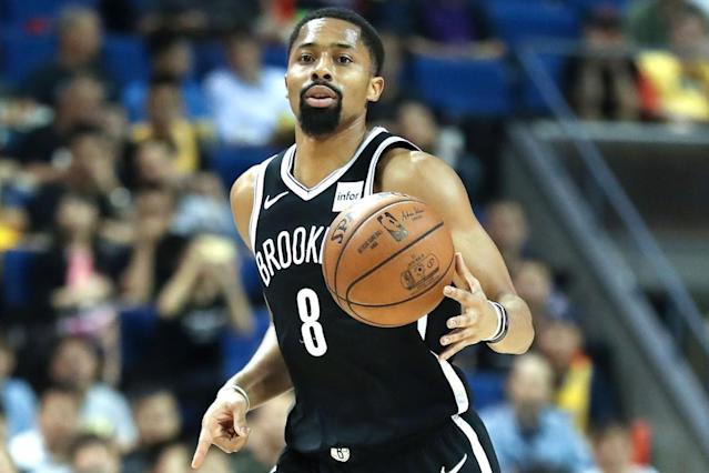 Spencer Dinwiddie: China controversy won't affect my shoe production
