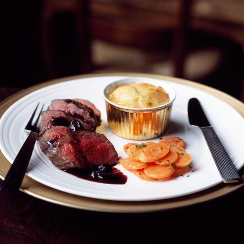 "<p>This impressive venison dish is surprisingly quick and easy to prepare</p><p><strong>Recipe: <a href=""https://www.goodhousekeeping.com/uk/food/recipes/a536356/pan-fried-loin-of-venison-with-port-and-cranberry-sauce/"" rel=""nofollow noopener"" target=""_blank"" data-ylk=""slk:Pan-fried loin of venison with port and cranberry sauce"" class=""link rapid-noclick-resp"">Pan-fried loin of venison with port and cranberry sauce</a></strong></p>"