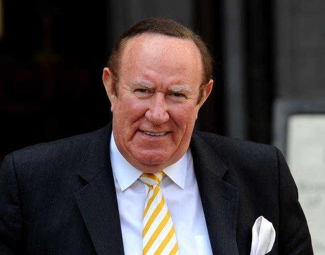 Andrew Neil leaves the BBC