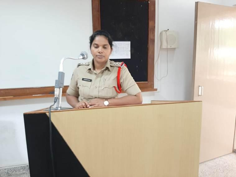 womens day, womens day 2020, un peacemaking mission, south sudan us peacemaking mission,telangana police officer, telangana news, latest news, indian express