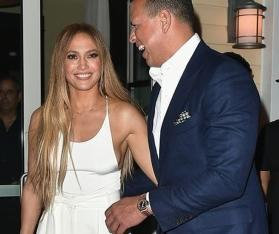 Jennifer Lopez surprises beau Alex Rodriguez with a vintage Ford Bronco on his birthday