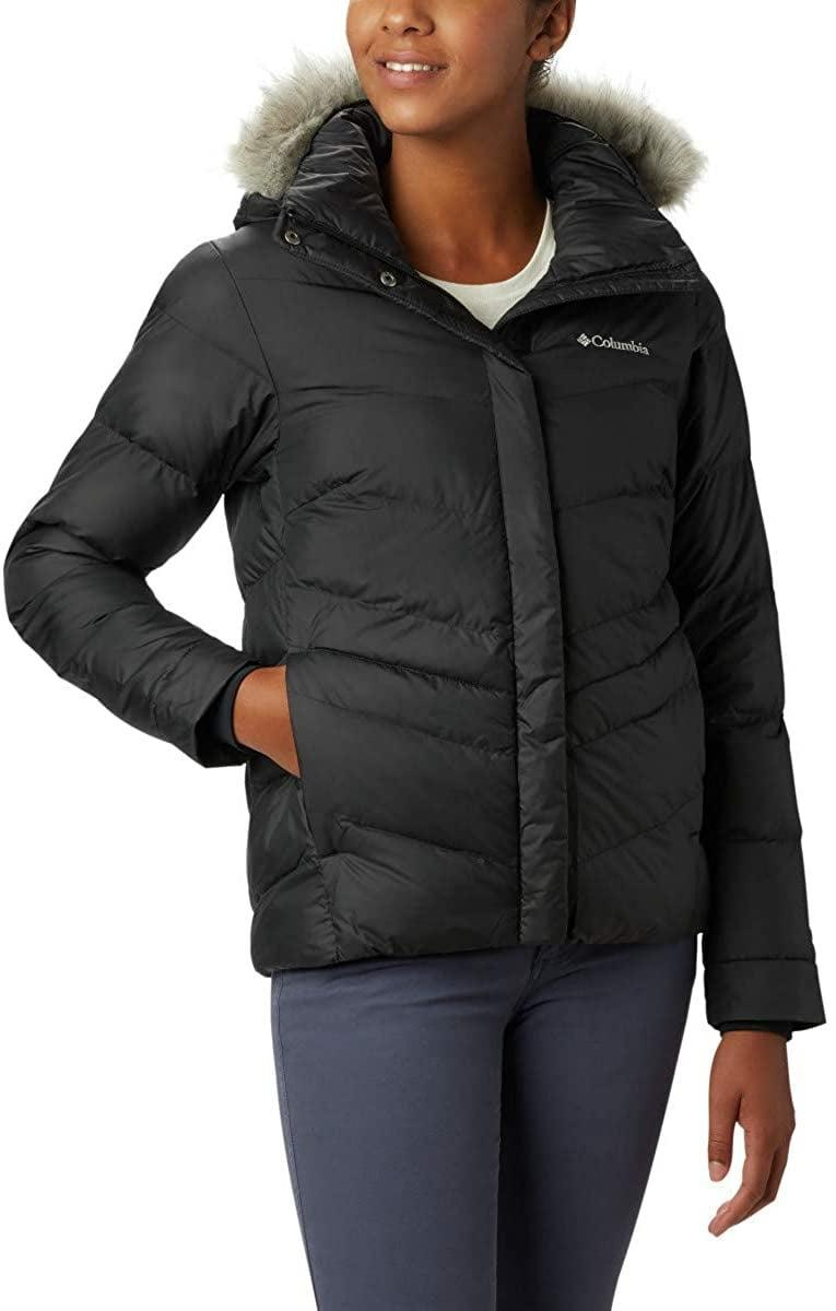 <p>This <span>Columbia Puffer Jacket</span> ($100, originally $110) is a failsafe choice for all winter-related outings. It's easy to style, wearable, and timeless.</p>