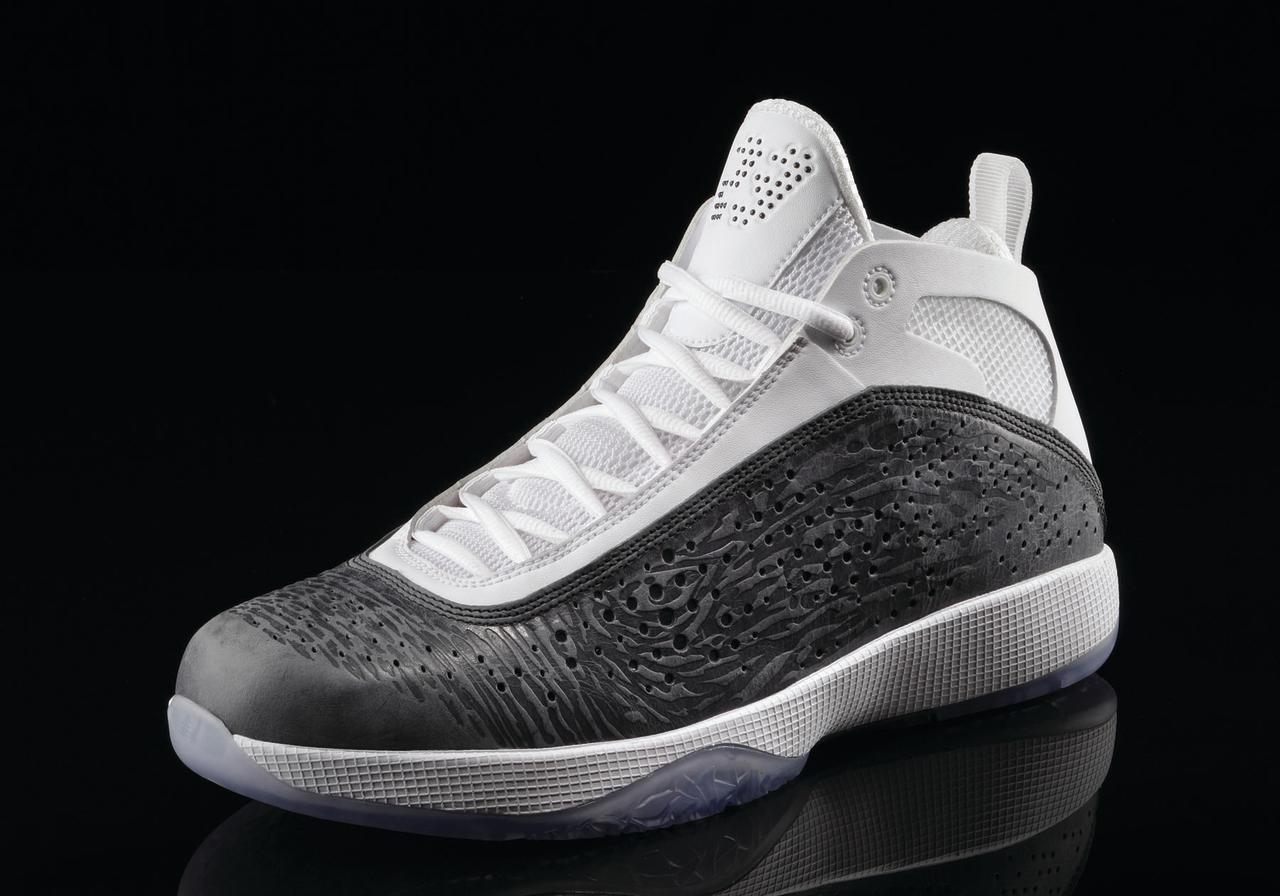 """<p>Air Jordan 2011 - """"Choose Your Flight"""" (2011): Endorsed by Dwyane Wade, the inspiration is MJ's """"multi-weapon"""" skills and Wade's all-around athleticism. (Photo Courtesy of Nike)</p>"""