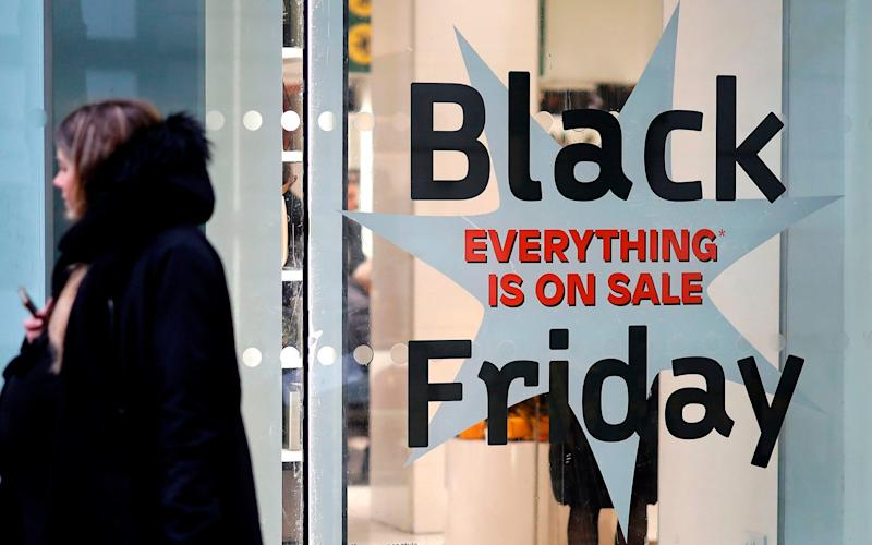 Need help finding the best Black Friday deals for 2019? Some UK sales have started - here's the best discounts on offer - AFP