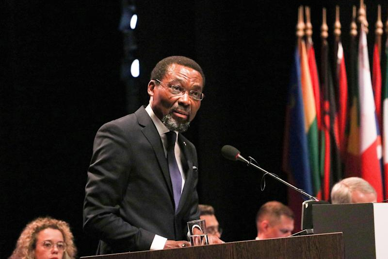 10 Questions for International Criminal Court Chief Chile Eboe-Osuji