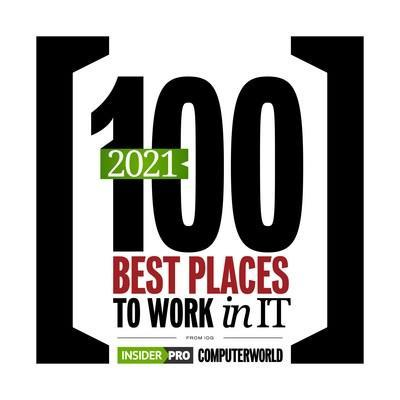 The Kroger Co. Named to Computerworld's Top 100 Best Places to Work in IT