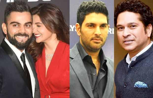 Anushka Sharma And Virat Singh To Only Invite THESE Two Cricketers To Their Wedding