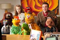 """<p><strong>What it's about:</strong> """"When the Muppets learn that their beloved theater is slated for demolition, the gang reunite to raise the $10 million they need to save it.""""</p> <p><a href=""""https://www.netflix.com/title/70178625"""" class=""""link rapid-noclick-resp"""" rel=""""nofollow noopener"""" target=""""_blank"""" data-ylk=""""slk:Stream The Muppets on Netflix!""""> Stream <strong>The Muppets</strong> on Netflix!</a></p>"""