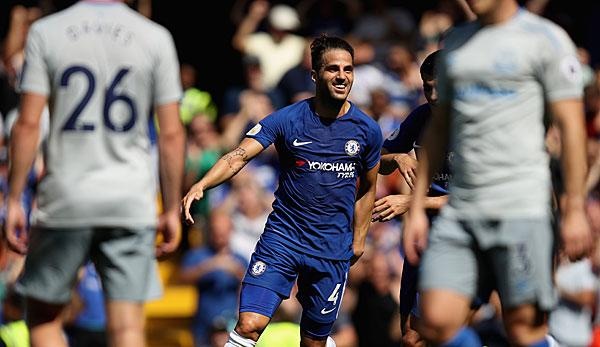 Premier League: Chelsea und United souverän - City siegt spät