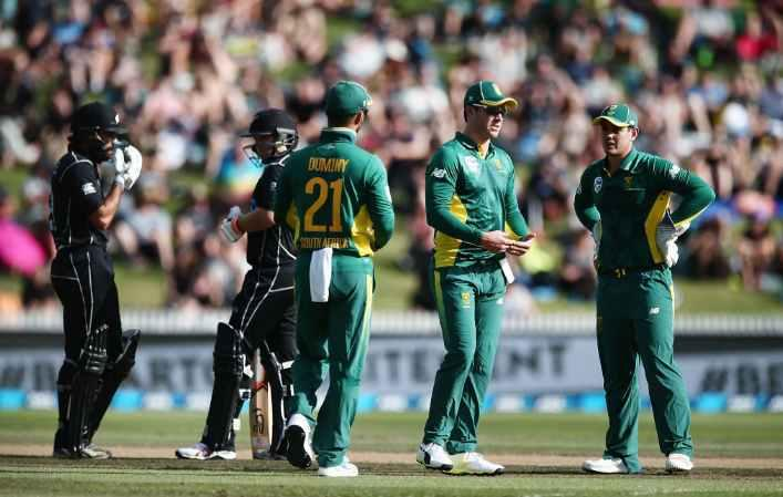 South Africa wrapped New Zealand for 149 in 5th ODI