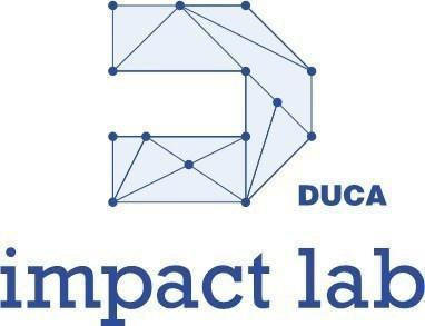 The DUCA Impact Lab logo (CNW Group/The DUCA Impact Lab)