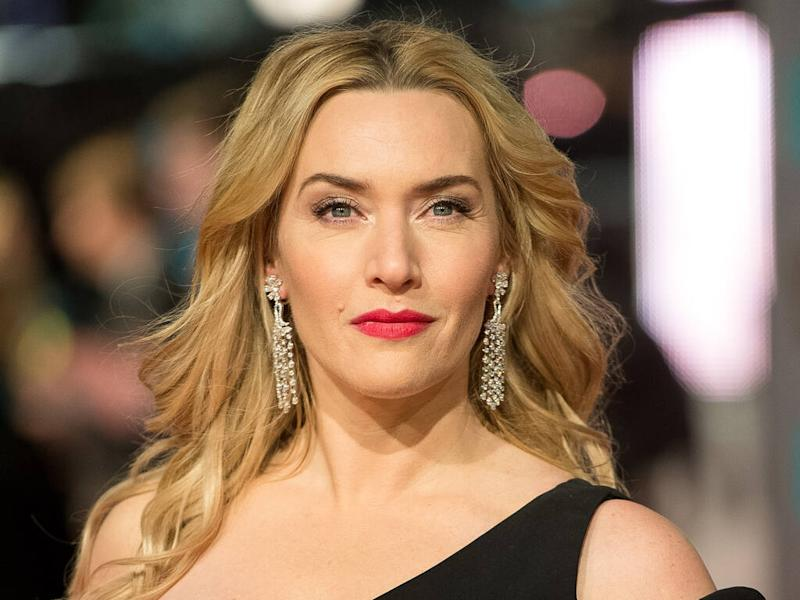 Kate Winslet was excited to show off her body in Ammonite love scenes