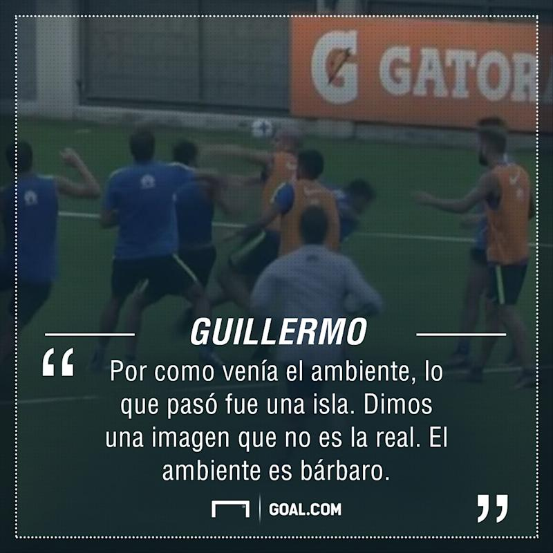 PS Guillermo Barros Schelotto