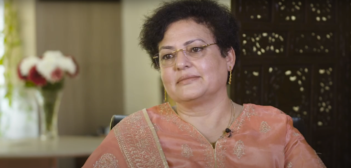 Rekha Sharma, Chairperson, National Commission for Women