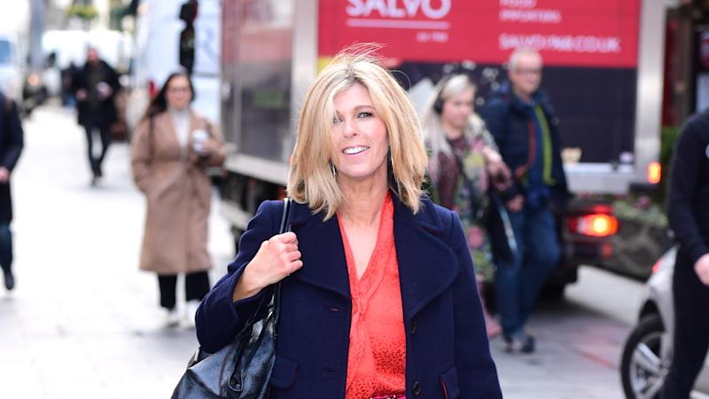 Kate Garraway oversleeps and misses first day back on Good Morning Britain