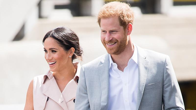 Meghan Markle and Prince Harry Enjoy Summer Event in Sunny Styles