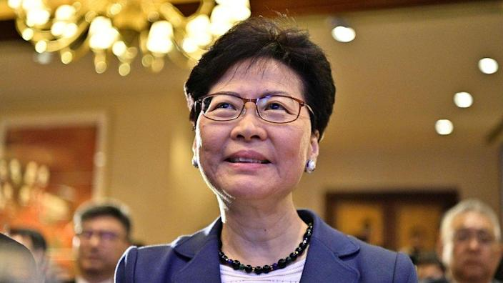 The chief executive of Hong Kong had promised to be humble and to listen to the people