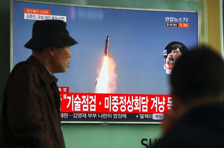 South Koreans have become used to news that their northern neighbour has tested a weapon
