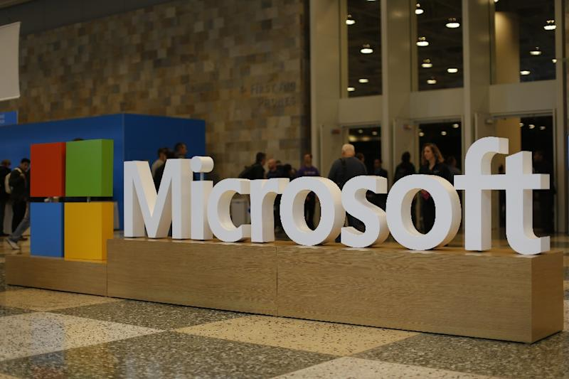 Net profit rose 28 percent to $4.8 billion while revenues edged up eight percent to $22.1 billion in the quarter ending March 31, Microsoft said