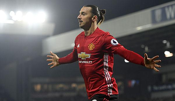 "Premier League: Ibrahimovic: ""Ziel ist die Premier League"""
