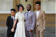 <p>Oyelowo was appointed an Officer of the Order of the British Empire (OBE) in 2016.</p>