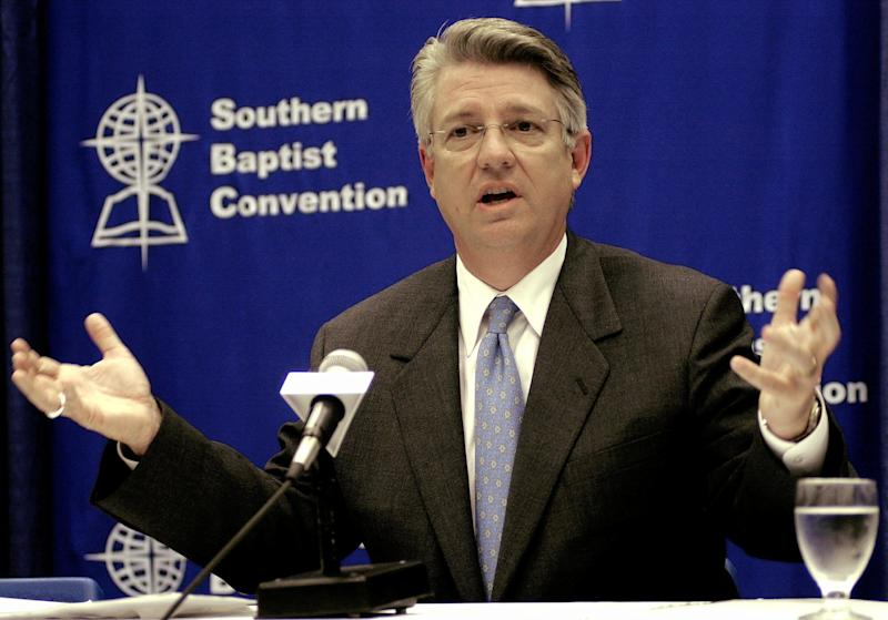 Jack Graham, pastor of Prestonwood Baptist Church in Plano, Texas, is a former president of the Southern Baptist Convention.  (Photo: ASSOCIATED PRESS)