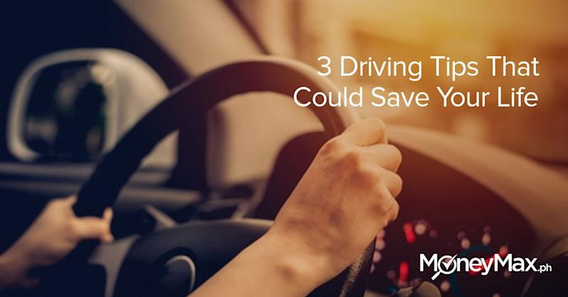 3 Driving Tips That Can Save Your Life
