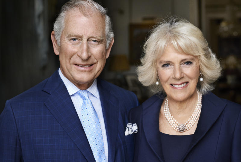 See Camilla's New Birthday Portrait – by One of Princess Diana's Favorite Photographers
