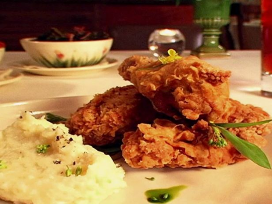 Where to find the best fried chicken ever for Table 52 fried chicken recipe