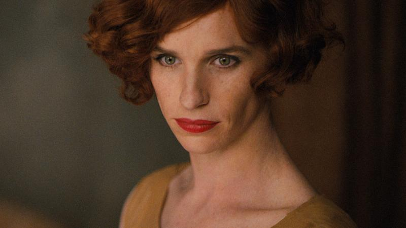 Redmayne in The Danish Girl (Credit: Universal/Working Title)