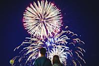 <p>Fireworks aren't only for the Fourth of July - enjoy them all summer long.</p>