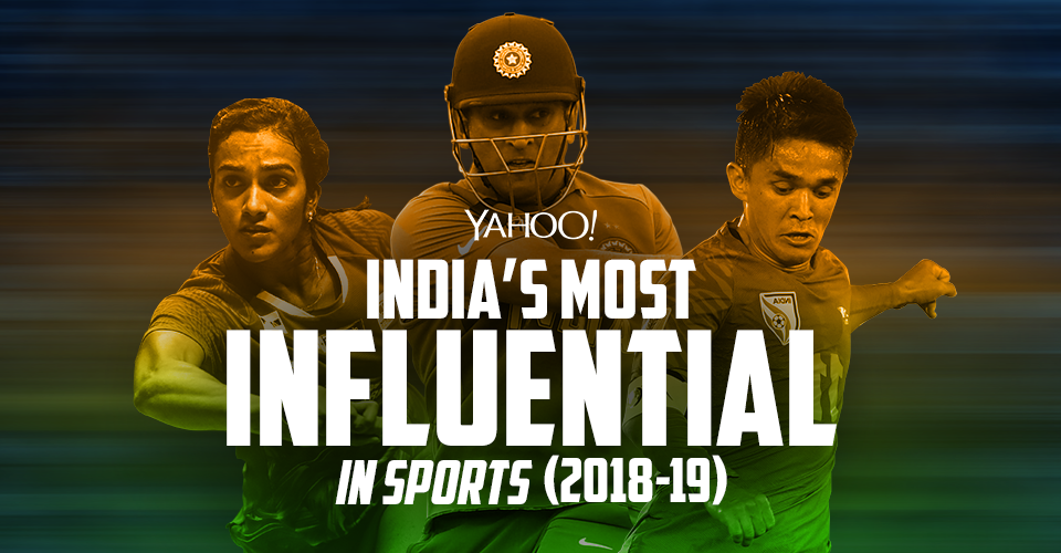 Yahoo India brings to you India's Top 10 Most Influential Personalities in the field of sports.