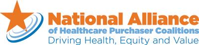 National Alliance of Healthcare Purchaser Coalitions is the only nonprofit, purchaser-led organization with a national and regional structure dedicated to driving health and healthcare value across the country. (PRNewsfoto/National Alliance of Healthcare Purchaser Coalitions) (PRNewsfoto/National Alliance of Healthcare)