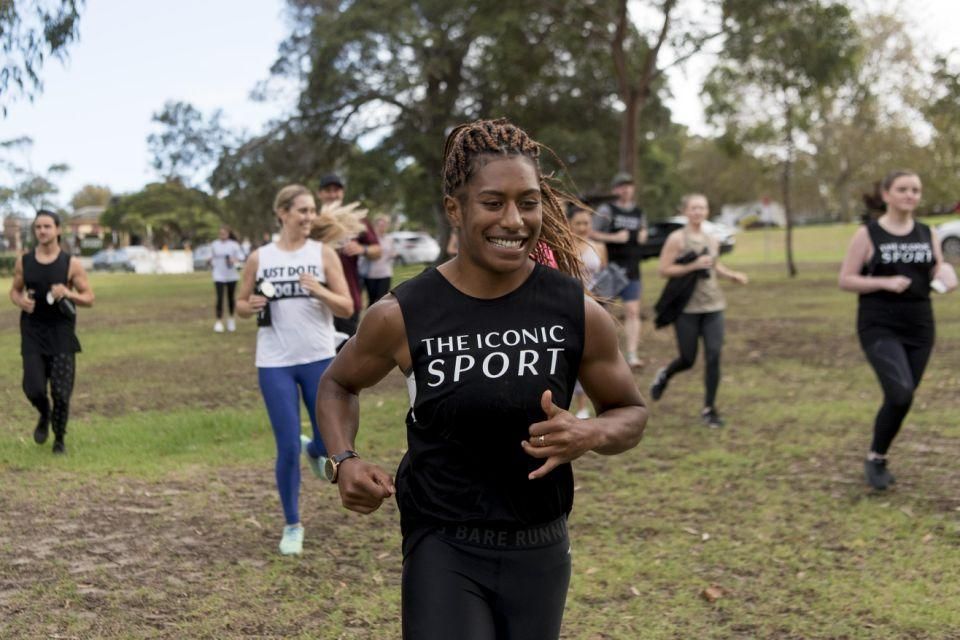 Injured yourself and getting back into exercise? Iconic Sport Challenge ambassador Ellia has some tips to ease your way back in. Photo: Supplied