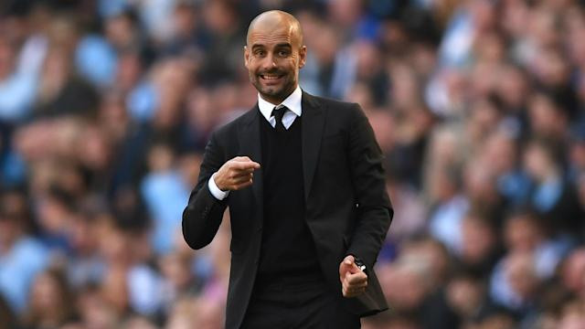 Manchester City's billionaire owner Sheikh Mansour will not be satisfied with the club's performances this season, Pep Guardiola believes.