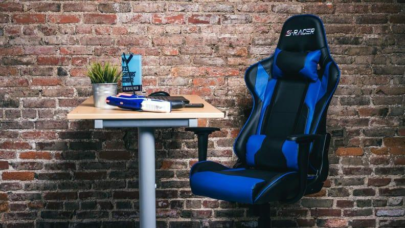 The Homall Gaming Chair is a comfortable, affordable chair with a deep recline.