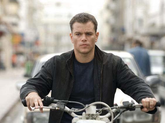 Matt Damon as Jason Bourne (Rex)