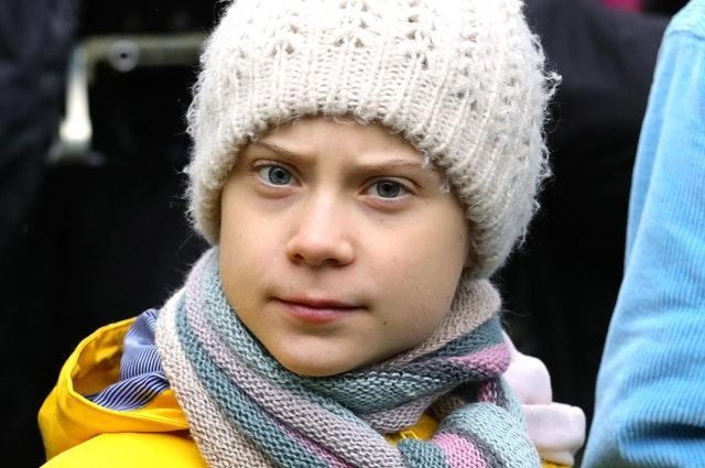 The actress who voices Lisa wants Greta Thunberg to do a voice role