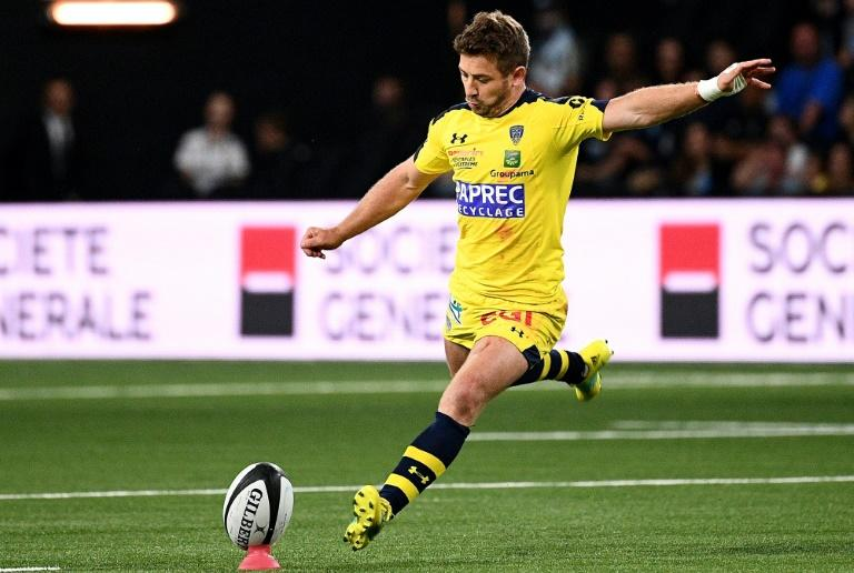 Greig Laidlaw was outstanding with the boot for Clermont