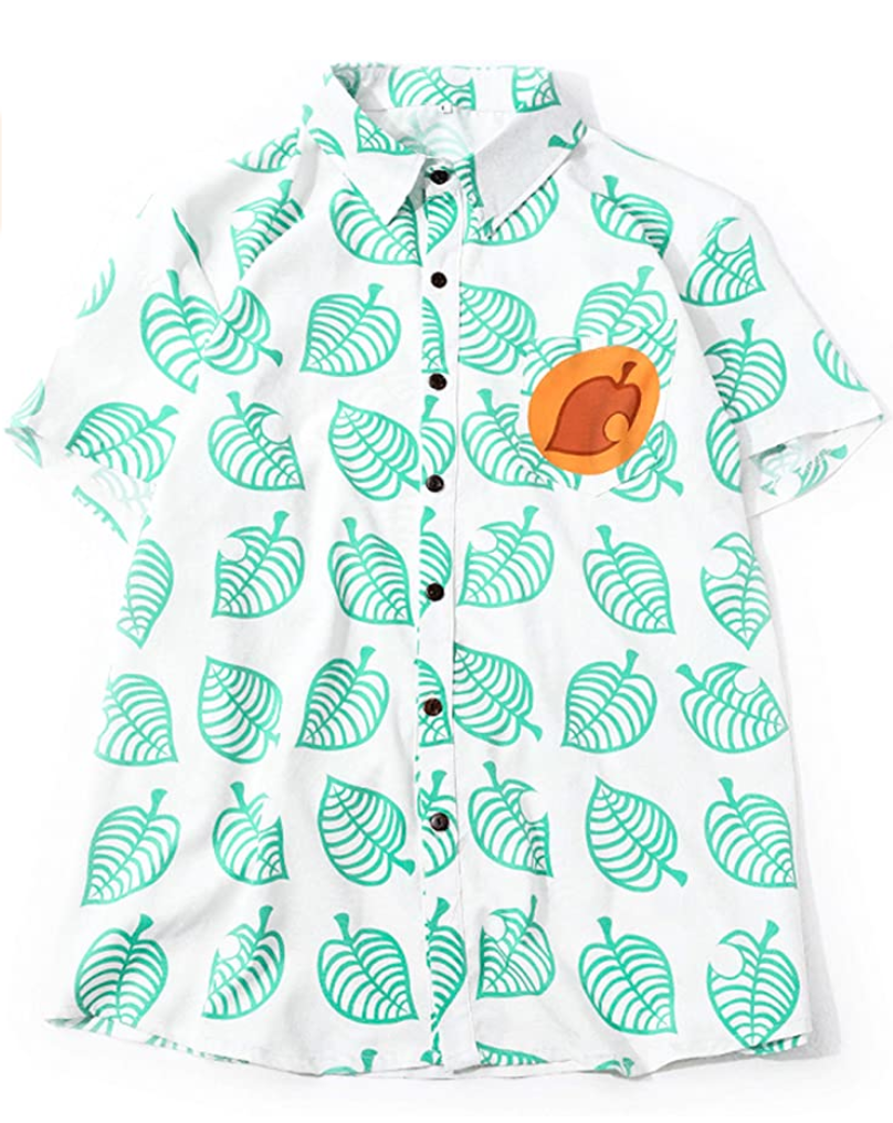 """<h2>Classic Tom Nook Shirt</h2><br>The famous Tom Nook button-up. This could be a great addition to a more detailed portrayal, or just worn alone for a simple nod to Mr. Nook.<br><br><em>Shop</em> <strong><em><a href=""""https://www.amazon.com/stores/YuDanae/page/66D09DEF-FBE8-40C1-B673-41254CC2B71B"""" rel=""""nofollow noopener"""" target=""""_blank"""" data-ylk=""""slk:YuDanae"""" class=""""link rapid-noclick-resp"""">YuDanae</a></em></strong><br><br><strong>YuDanae</strong> Tom Nook Cosplay Shirt, $, available at <a href=""""https://amzn.to/3iqUdQ4"""" rel=""""nofollow noopener"""" target=""""_blank"""" data-ylk=""""slk:Amazon"""" class=""""link rapid-noclick-resp"""">Amazon</a>"""