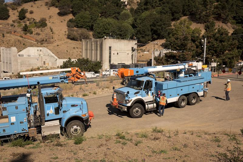PG&E Rejects San Francisco's $2.5 Billion Bid to Buy Assets
