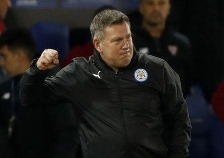 Craig Shakespeare. Action Images via Reuters / Carl Recine Livepic/files