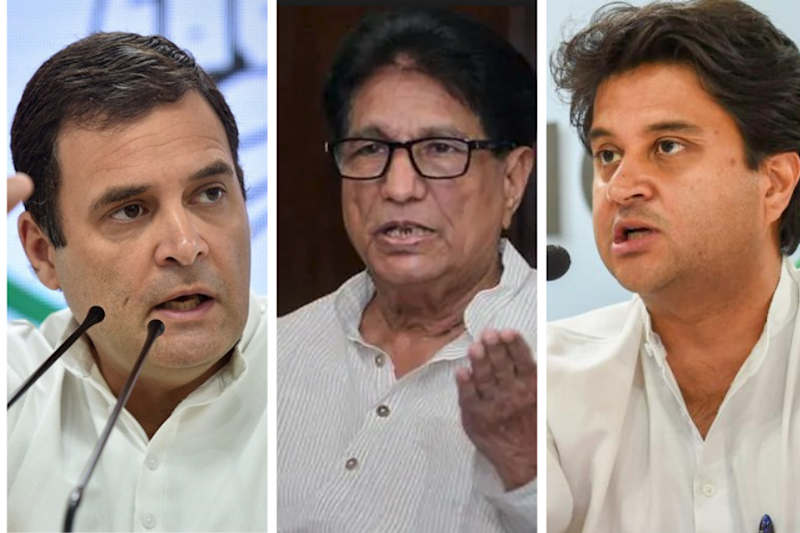 Rahul Gandhi, Jyotiraditya Scindia, Ajit Singh: Rejected by Voters, Sun Sets on Political Dynasts