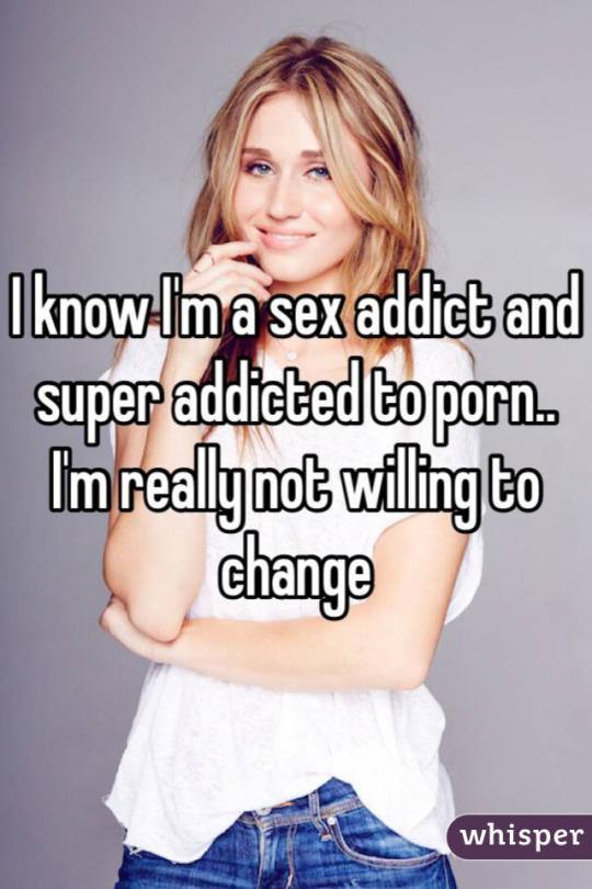 Confessions of a female sex addict