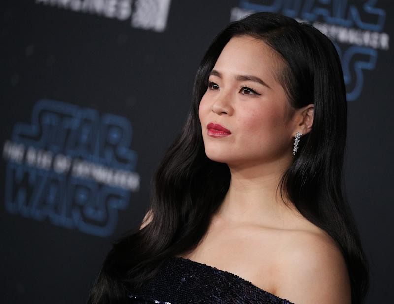 'Star Wars': Lack Of Carrie Fisher Footage Resulted In Rose Tico Cuts