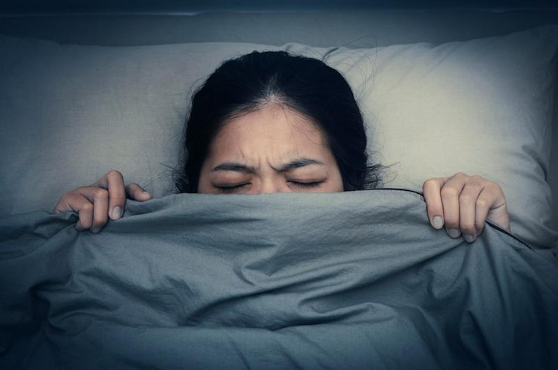 This Is Why It's Impossible to Scream While Sleeping