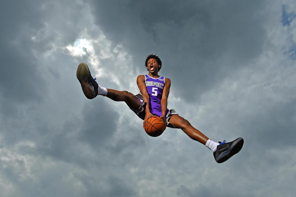 De'Aaron Fox and the rest of the young Kings will look to deliver some excitement to a fanbase looking for a reason to cheer. (Getty)